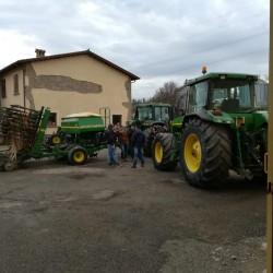 Mottura Società Agricola, Agricola Gorini - Così inizia la nostra giornata di lavoro